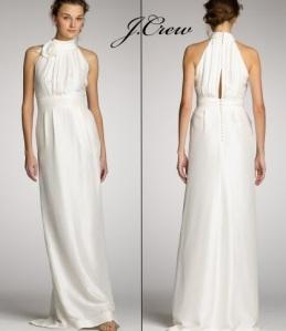 Slub Silk Penelope Gown - $695