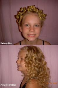 how to use snap and go hair rollers