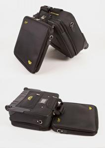 aerovation easy travel trolley bag tsa approved
