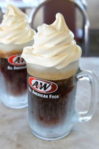 free rootbeer float a&w