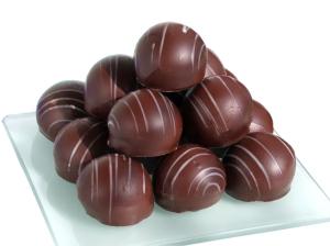 chocolate study women heart