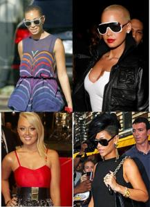 shaved head summer trend solange rhianna