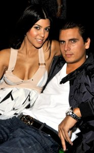 kourtney-kardashian pregnant -scott-disick