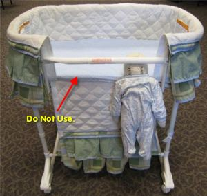 simplicity bassinet recall infant deaths