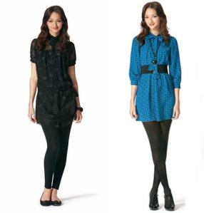 Anna Sui Target Gossip Girl line
