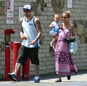 nicole_richie_joel_madden_baby boy birth sparrow