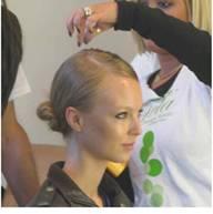 runway hair tips
