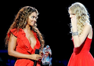 beyonce speaks about vmas taylor swift kanye
