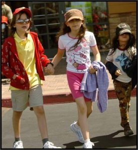 michael-jackson-kids A&E reality show